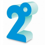 2 Degrees Logo